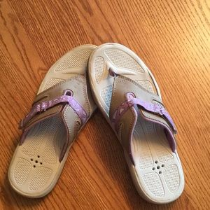 Bass women's sandals,thongs, flip flops size 7 1/2
